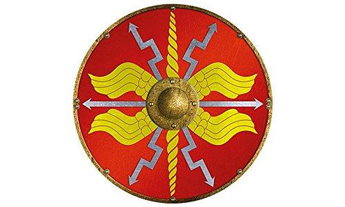 Wood Spielerei 73905/Round with Roman Shield -