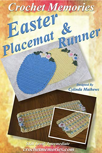 - Easter Egg Placemat & Runner