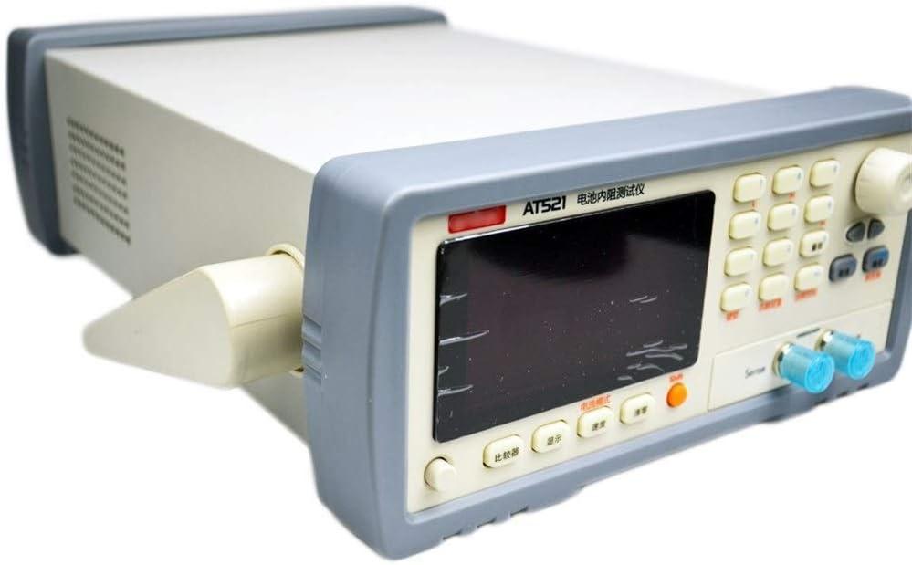 SDY-SDY Multimeter AT521 Battery milliohm Meter Battery Internal Resistance Tester 10u ohm ~32 ohm Voltage 1mV~30V Digital Display Resistance