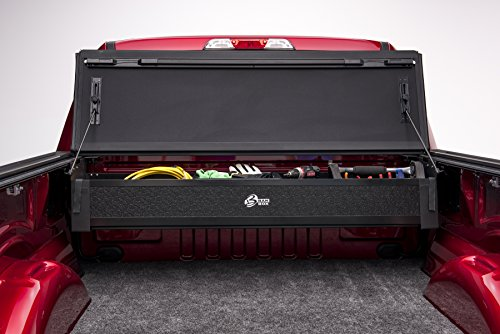 Chevy Tool Box (BAK Industries 90100 BakBox Tool Box with Track System for Chevy Silverado/Sierra Standard/Extended/Crew Cab)