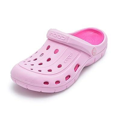 negozio online 8c4e8 53354 LFEWOX Zoccoli, scarpe da spiaggia per bambini da donna, da ...