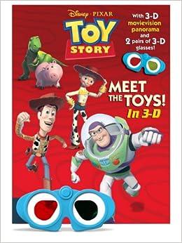 Meet the Toys! (Disney/Pixar Toy Story): RH Disney ...