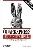 Quark XPress in a Nutshell, Donnie O'Quinn, 1565923995