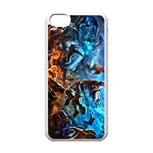 Diy Phone Cover League Of Legends for iPhone 5C WEQ690191