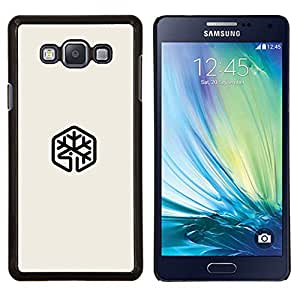 TECHCASE---Cubierta de la caja de protección para la piel dura ** Samsung Galaxy A7 ( A7000 ) ** --Marca Buck