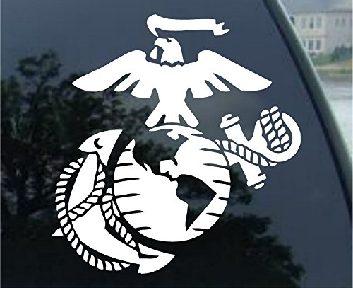 Used, Marine Corps - Eagle Globe & Anchor - USMC Car Decal for sale  Delivered anywhere in USA