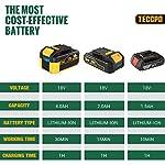 Trapano-Avvitatore-Batteria-18V-TECCPO-60Nm-Trapano-a-Percussione-4000mAh-Batteria-60min-Caricatore-Rapido-213-Coppie-2-Velocita-13mm-Mandrino-33-Accessori-Forare-il-Cemento