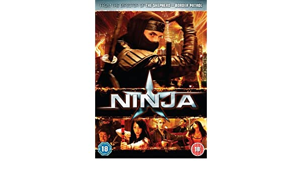Ninja [DVD] by Scott Adkins: Amazon.es: Cine y Series TV