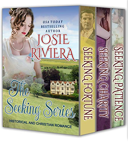 Series Unlimited (The Seeking Series: Historical and Christian Romance)