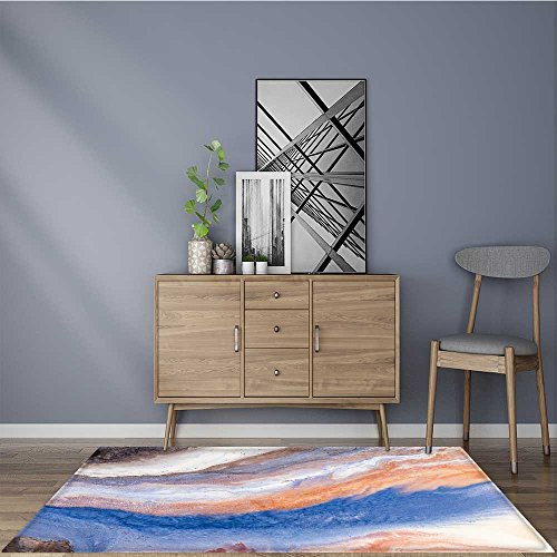 - Home Area Rug creative abstract hand painted background wallpaper texture acrylic painting on canvas for living room 24