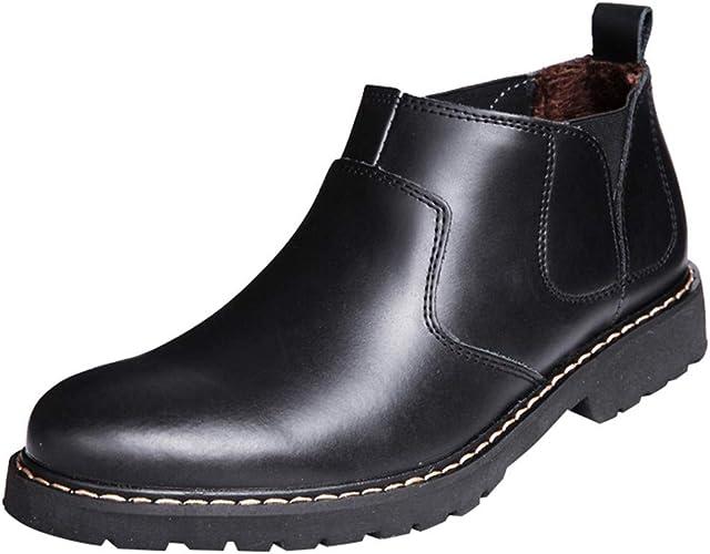 Chelsea Rain Boots Waterproof Slip on