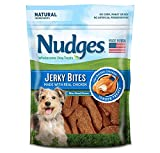 Nudges Chicken Jerky Bites Dog Treats, 16 Oz