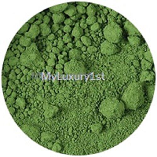Matte Chromium Oxide Green 18 Tsp Soap Art Craft Paint Powder Pigment Color by MyLuxury1st