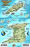 Trinidad and Tobago Dive Map and Coral Reef Creatures Guide Franko Maps Laminated Fish Card