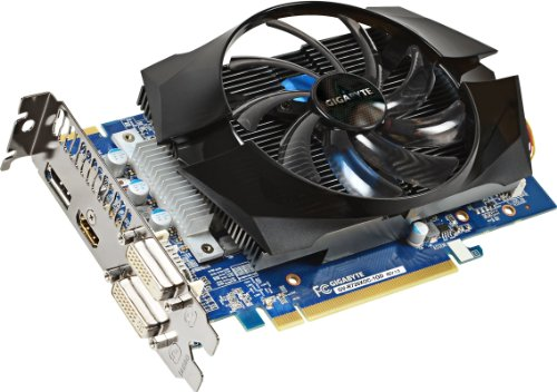 Gigabyte R7 260X GDDR5-1GB 2xDVI/HDMI/DP OC Graphics Card (GV-R726XOC-1GD)