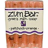 Indigo Wild: Zum Bar Goat's Milk Soap, Patchouli & Orange 3 oz (3 pack) Review