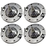 SS Audio Diaphragm for JBL 2408H, 8 Ohm Horn Driver, D-2408-4 (4 PACK)