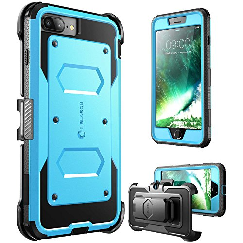 iPhone 8 Plus Case, iPhone 7 Plus Case, [Armorbox] i-Blason Built in [Screen Protector] [Full Body] [Heavy Duty Protection ] Shock Reduction/Bumper ...