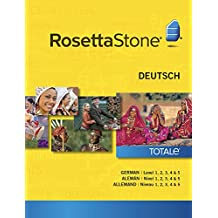 Aprende Alemán con Rosetta Stone – Niveles 1-5 (Curso Completo)