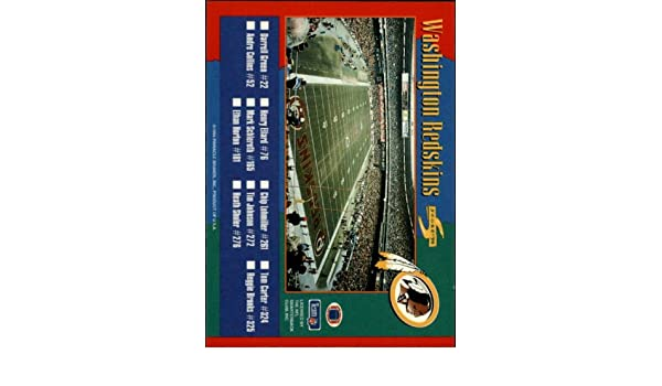 1994 Score #319 Redskins/Seahawks TC at Amazons Sports ...