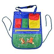 Disney Winnie the Pooh Childrens Backseat Car Organizer Art Supply Bag