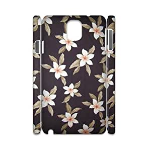 Red Hawaii Flower DIY 3D Cover Case for Samsung Galaxy Note 3 N9000,personalized phone case ygtg607145
