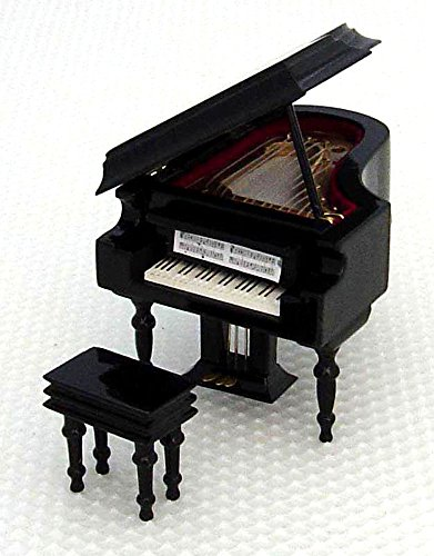 Treasure Box Piano - Music Treasures Co. Piano Music Box - Small