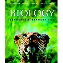 """Biology: Concepts & Connections with MasteringBiology"""" (6th Edition)"""