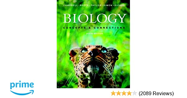 Amazon biology concepts connections with masteringbiology amazon biology concepts connections with masteringbiology 6th edition 9780321742315 neil a campbell jane b reece martha r taylor fandeluxe Choice Image