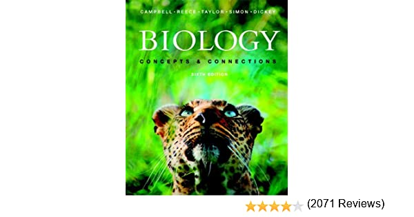 Amazon biology concepts ampconnections with amazon biology concepts ampconnections with masteringbiology 6th edition 9780321706942 neil a campbell jane b reece martha r taylor fandeluxe Images