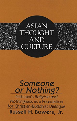 Someone or Nothing? (Asian Thought and Culture) by Peter Lang Publishing