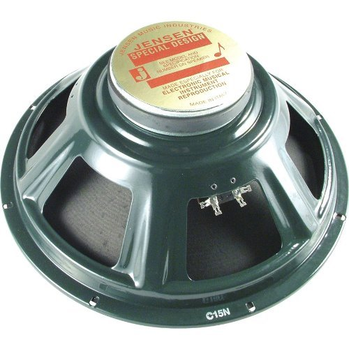 Jensen Vintage C15N16 15-Inch Ceramic Speaker, 16 ohm by Jensen