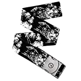 Arcade Belt Co. Men's The Wayward Belt, Black/White, One Size