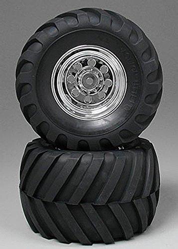 Tamiya 9805619 Rear Tire/Wheel 58242 (2)