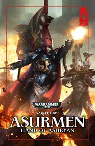 Asurmen: Hand of Asuryan (Eldar Phoenix Lords Series) [Warhammer 40,000 40k 30k Games Workshop Forgeworld]