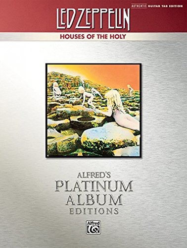 es of the Holy Platinum Guitar: Authentic Guitar TAB (Alfred's Platinum Album Editions) ()