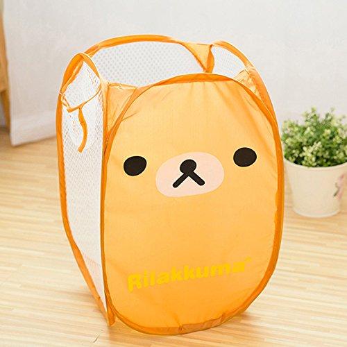 Autumn Water Home Practical Folding Clothes Storage Basket Laundry Basket Kids Toys Sundries Storage Organizer