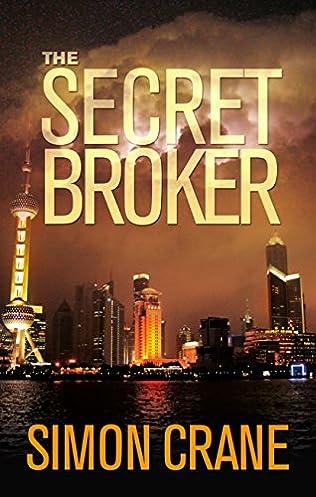 book cover of The Secret Broker