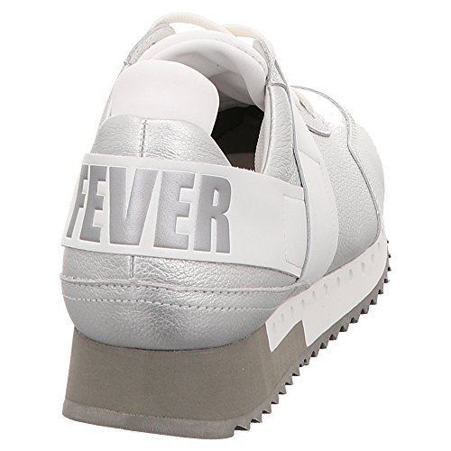 amp; Kennel Silver Women's Schmenger Trainers Silver Silver 1w60Hwfq