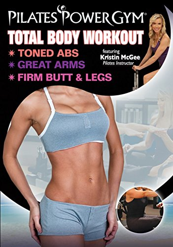 Pilates Power Gym 3 DVD Fitness Package (Total Body, Healthy Back, Restorative Pilates Workout)