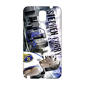 Angl 3D Case Cover Stephen Curry Phone Case for Samsung Galaxy Note3