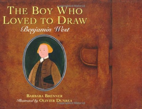 The Boy Who Loved to Draw: Benjamin West by HMH Books for Young Readers (Image #2)