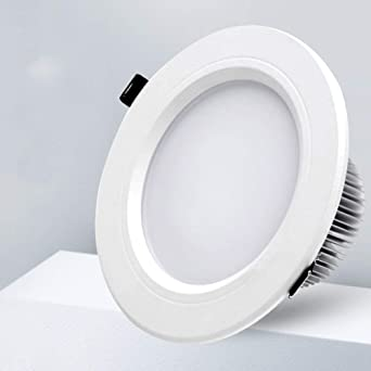Sprsk 1-Pack LED de alta eficiencia Luz de techo 3-12W A prueba de ...
