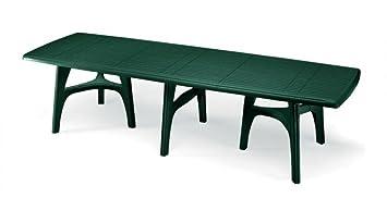 Tavoli Da Esterno Allungabili Plastica.Ideapiu Idea Tavoli Esterno Tavoli Allungabili Tavolo In