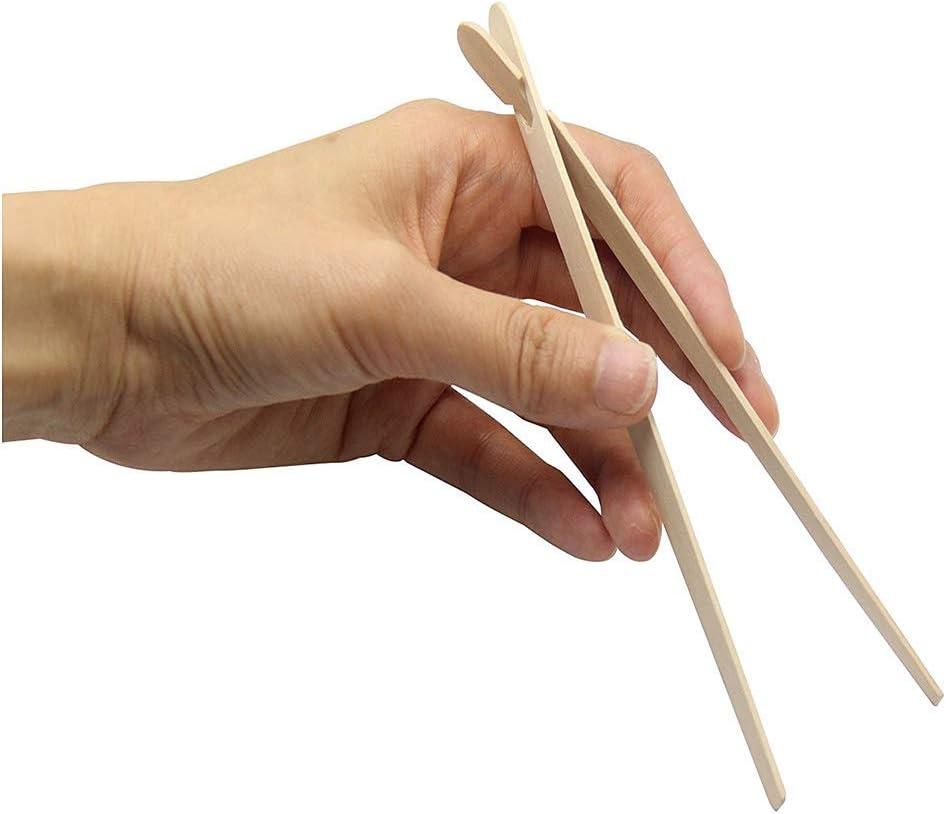 Usa e getta da allenamento con bacchette cinesi indipendente imballaggio per adulti e bambini bacchette helpers-handed beginners-easy usare le bacchette e il trasporto