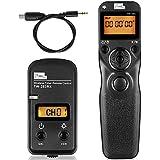 Pixel tw-283 S2 Wireless Shutter Release Timer Remote Control for Sony Alpha A58 A7 A7R A7RII A3000 A6000 HX300RX100II