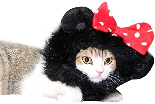 Uk Up Dress Costumes For Dogs (Cat Lion Panda Mane Wig, Cat Costume Hat Hair, Cat Pet Puppy Cosplay Wigs for)