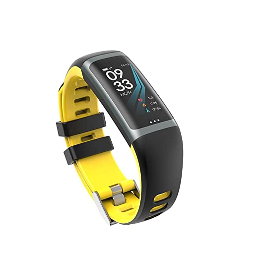 Directtyteam Montre ConnectéE GPS Multisport Unisexe Fitness Tracker PodomèTre, CardiofréQuencemèTre, Cardio Smartwatch Bluetooth iOS