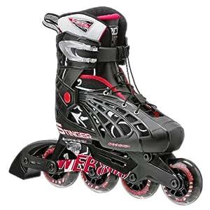 Roller Derby Web Stinger Adjustable Boy's Inline Skates, Medium (2-5)