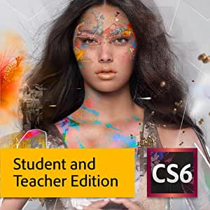 Adobe CS6 Design and Web Premium Student and Teacher Edition